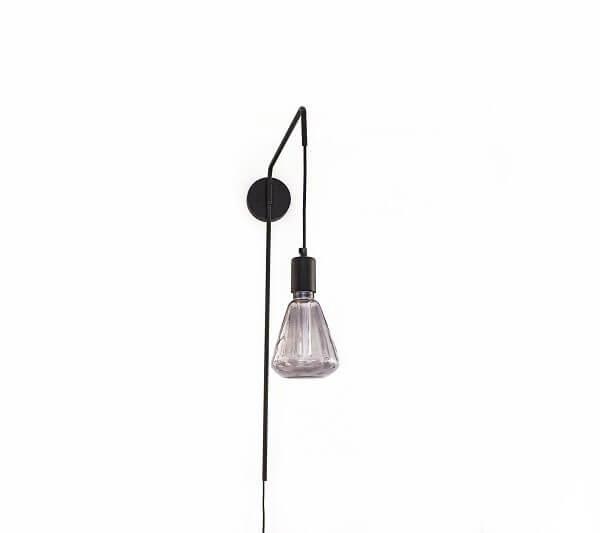 מנורת זרוע- פלורי קיר צינור