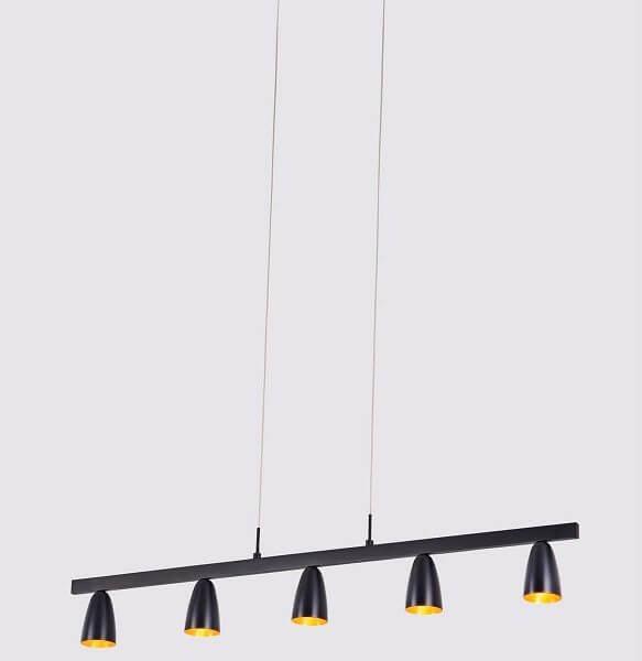 מנורת תליה BELL 5*5W