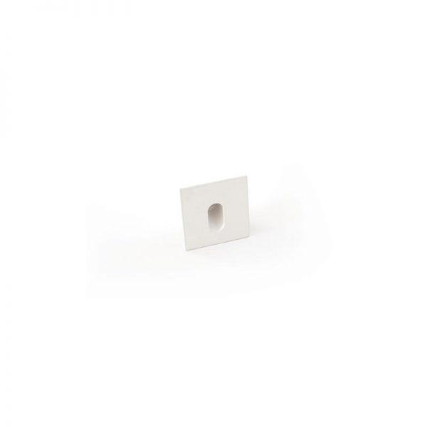 שקוע קיר ZIP מרובע פתח אובלי מוגן מים + שנאי + קופסא
