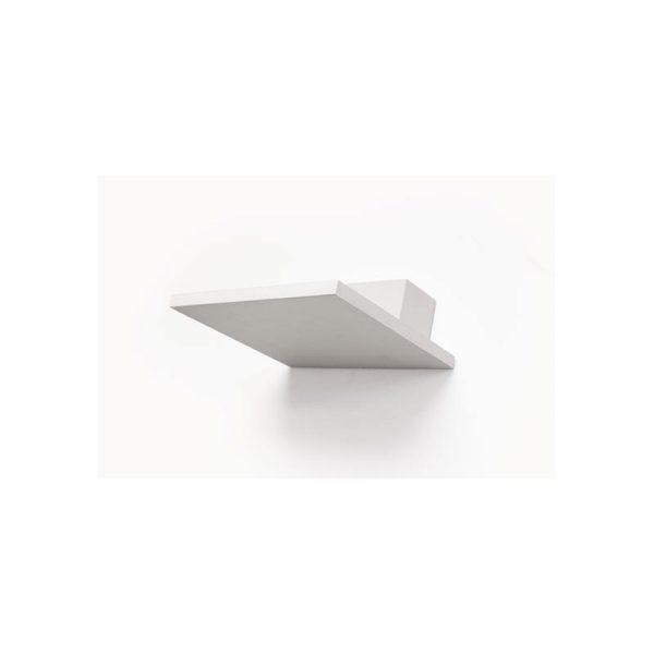 """מ.קיר מדף אפלייט 14.5 ס""""מ"""