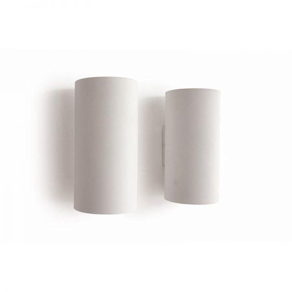 אלסי מנורת קיר – צילינדר אפ דאון מוגן מים