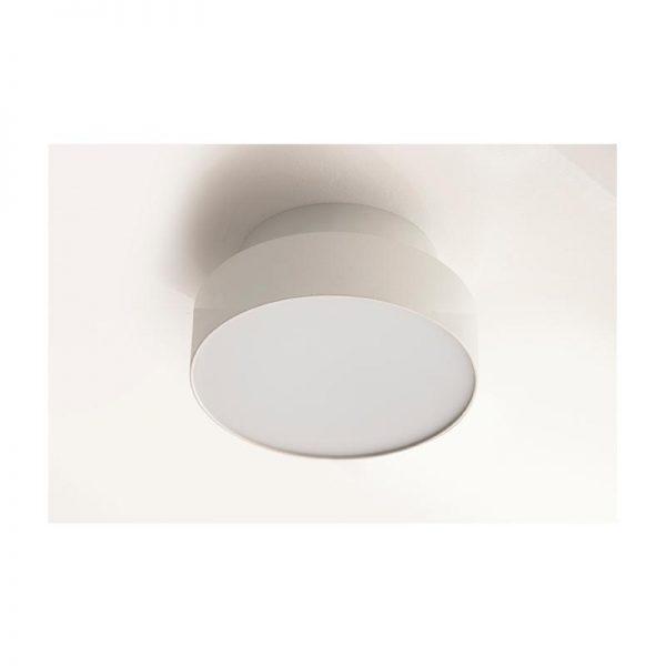 ראם צילינדר צמוד תקרה מדורג 18W LED IP20